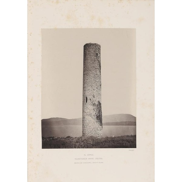 PHOTOGRAPHICALLY ILLUSTRATED. DUNRAVEN (EDWIN [RICHARD WYNDHAM-QUIN] 3RD EARL)NOTES ON IRISH ARCHITE Image